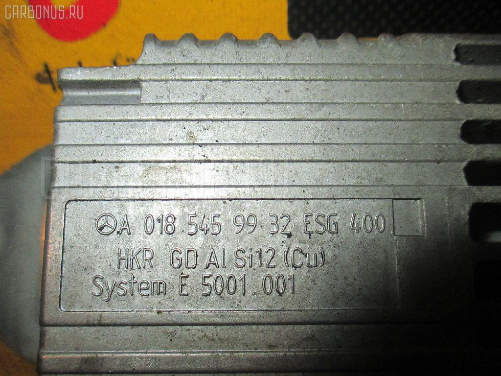 Блок управления вентилятором MERCEDES-BENZ E-CLASS STATION WAGON S210.261 112.911 Фото 2