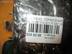 Тормозные колодки MERCEDES-BENZ E-CLASS STATION WAGON S210.261 112.911 Фото 3