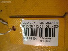 Лямбда-зонд MERCEDES-BENZ E-CLASS STATION WAGON S210.261 112.911 Фото 2