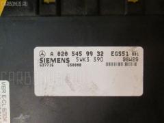 Блок управления АКПП Mercedes-benz E-class station wagon S210.261 112.911 Фото 1
