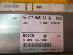 Блок ABS WDB2102612A736315 A0175457332 на Mercedes-Benz E-Class Station Wagon S210.261 112.911 Фото 3