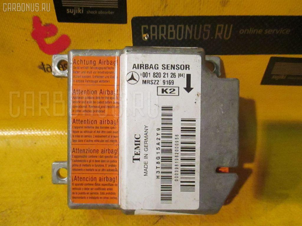 Блок управления air bag WDB2102612A736315 A0018202126 на Mercedes-Benz E-Class Station Wagon S210.261 112.911 Фото 1