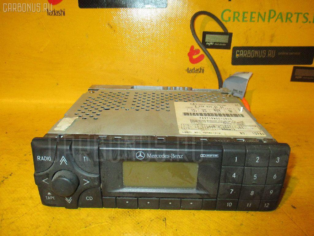 Автомагнитофон MERCEDES-BENZ E-CLASS STATION WAGON S210.261 Фото 1