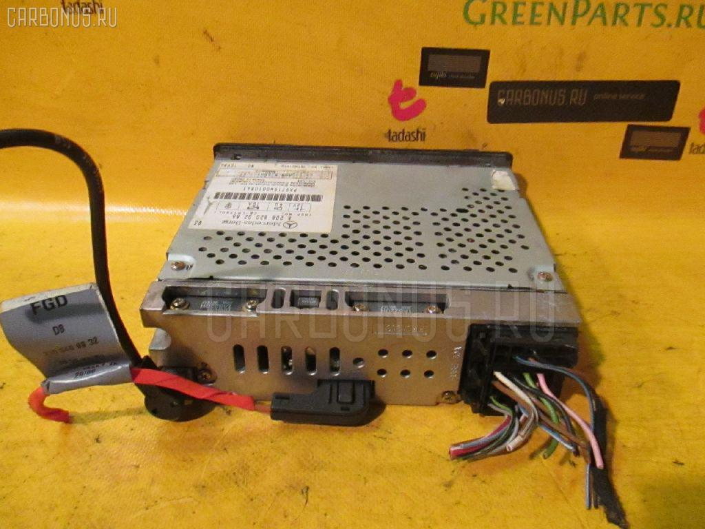 Автомагнитофон MERCEDES-BENZ E-CLASS STATION WAGON S210.261. Фото 6