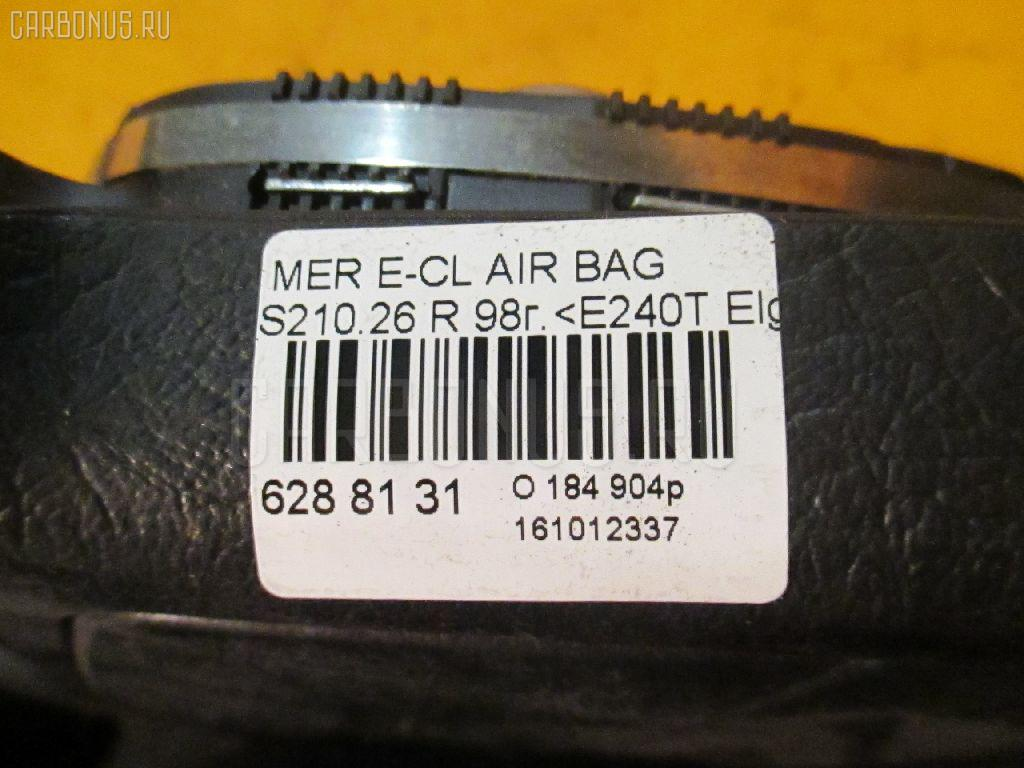 Air bag MERCEDES-BENZ E-CLASS STATION WAGON S210.261 Фото 3