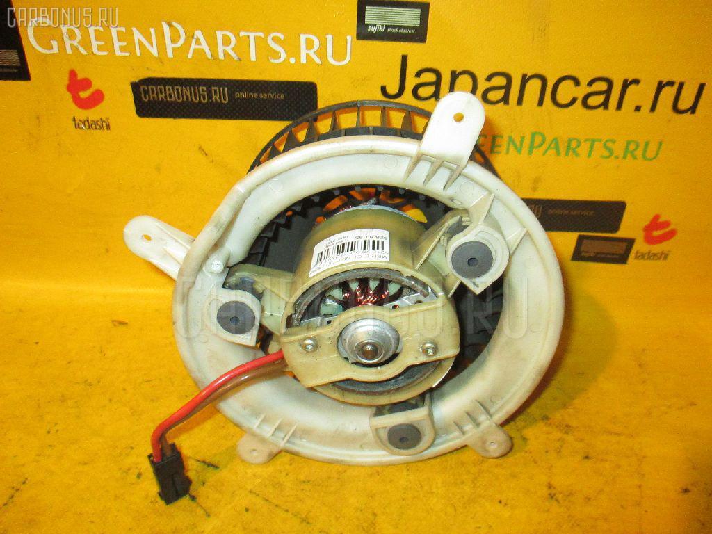 Мотор печки MERCEDES-BENZ E-CLASS STATION WAGON S210.261 Фото 1