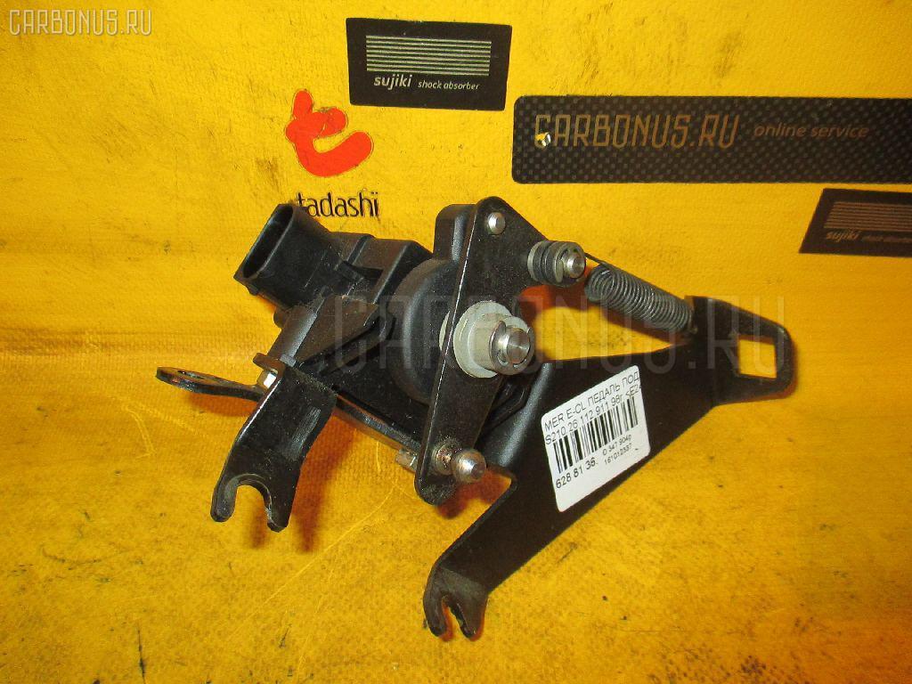 Педаль подачи топлива MERCEDES-BENZ E-CLASS STATION WAGON S210.261 112.911 Фото 2