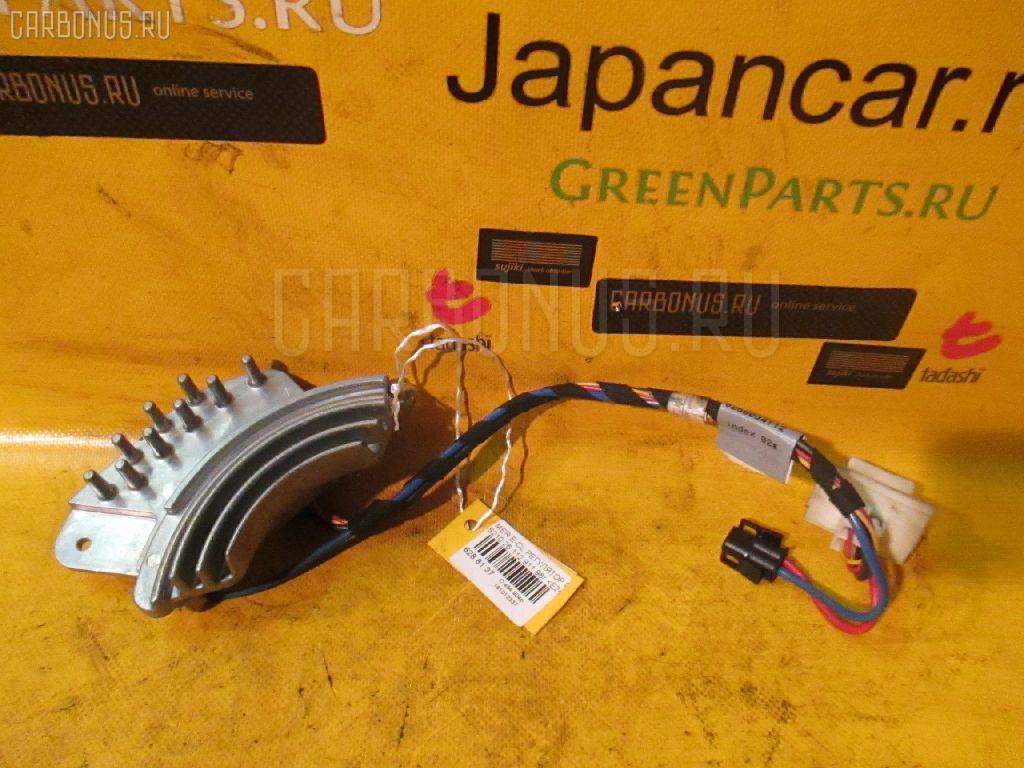 Регулятор скорости мотора отопителя MERCEDES-BENZ E-CLASS STATION WAGON S210.261 112.911 Фото 1