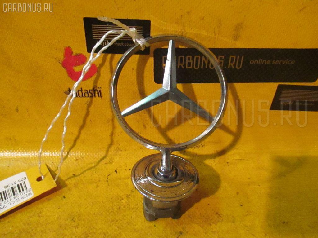 Эмблема MERCEDES-BENZ E-CLASS STATION WAGON S210.261 112.911. Фото 1