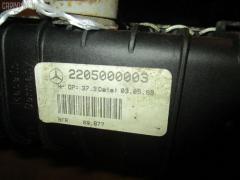 Радиатор ДВС MERCEDES-BENZ S-CLASS W220.065 112.944 Фото 1