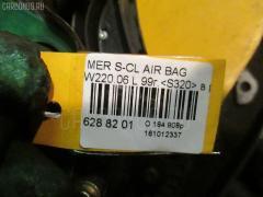 Air bag MERCEDES-BENZ S-CLASS W220.065 Фото 3
