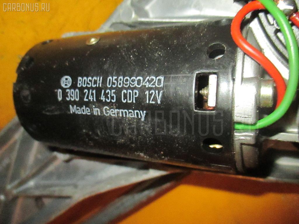 Мотор привода дворников MERCEDES-BENZ S-CLASS W220.065 Фото 2