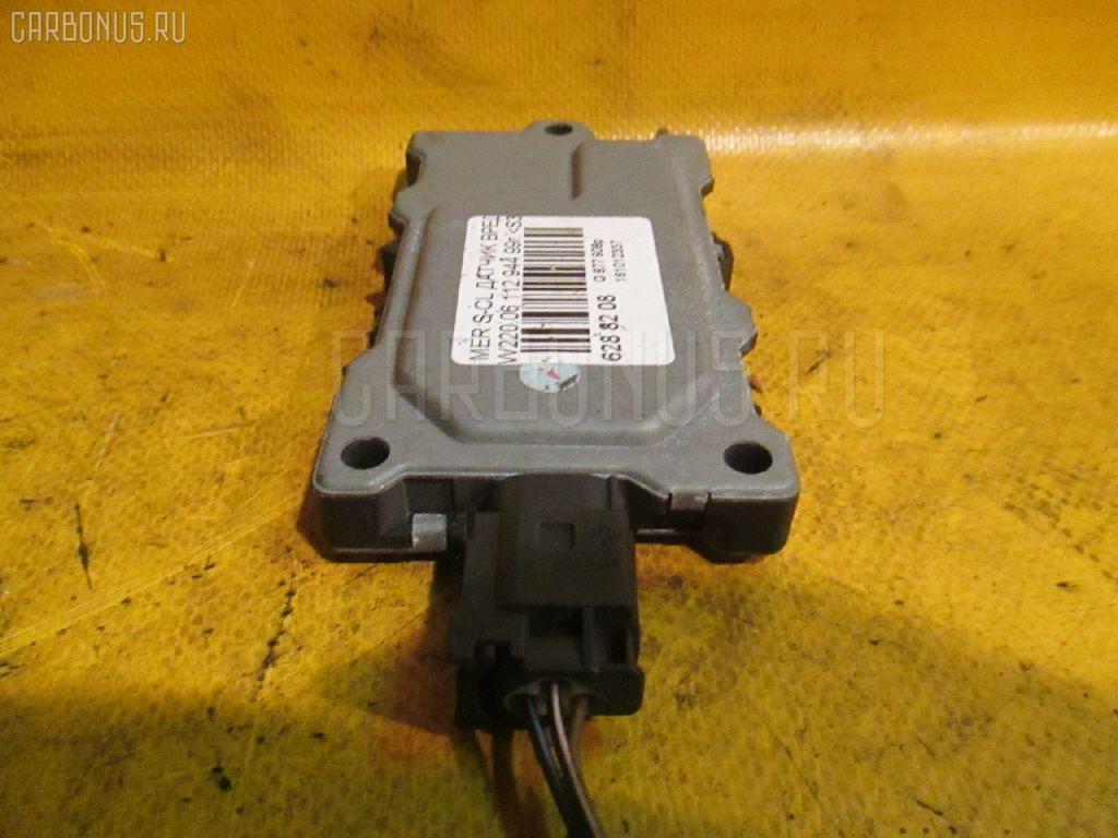 Датчик вредных газов наружнего воздуха Mercedes-benz S-class W220.065 112.944 Фото 1