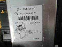 Блок предохранителей MERCEDES-BENZ S-CLASS W220.065 112.944 Фото 1