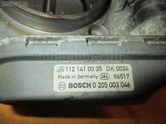 Дроссельная заслонка MERCEDES-BENZ S-CLASS W220.065 112.944 Фото 1
