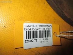 Тормозной диск WBAAT52030AF69960 34211165457 на Bmw 3-Series E46-AT52 N42B18A Фото 2