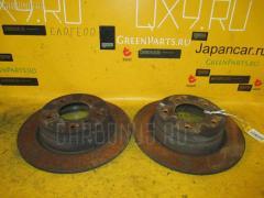 Тормозной диск WBAAT52030AF69960 34211165457 на Bmw 3-Series E46-AT52 N42B18A Фото 1