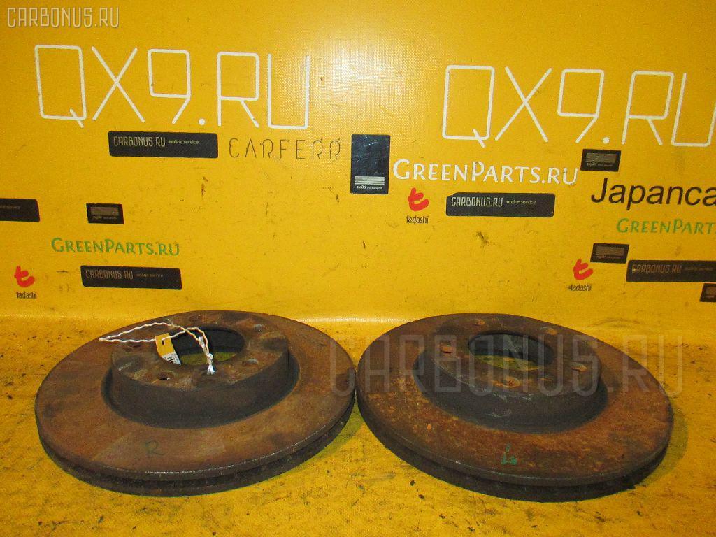 Тормозной диск BMW 3-SERIES E36-CB20 M52-206S3. Фото 6
