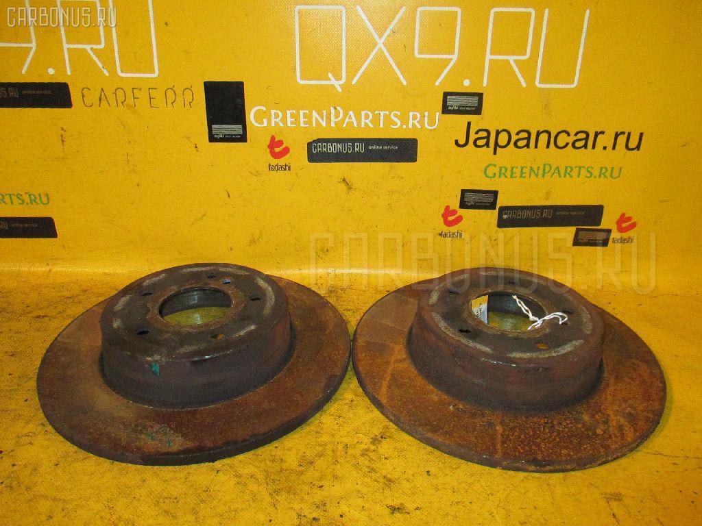 Тормозной диск Mercedes-benz C-class station wagon S203.245 111.955 Фото 1