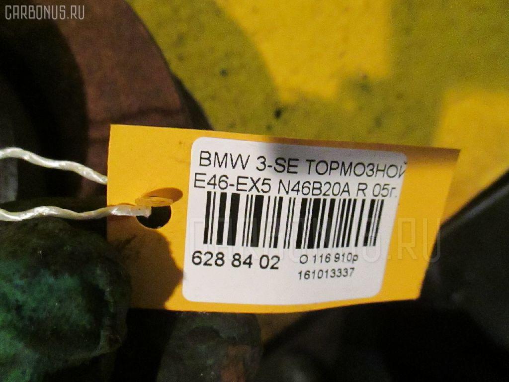 Тормозной диск BMW 3-SERIES E46-EX52 N46B20A Фото 2