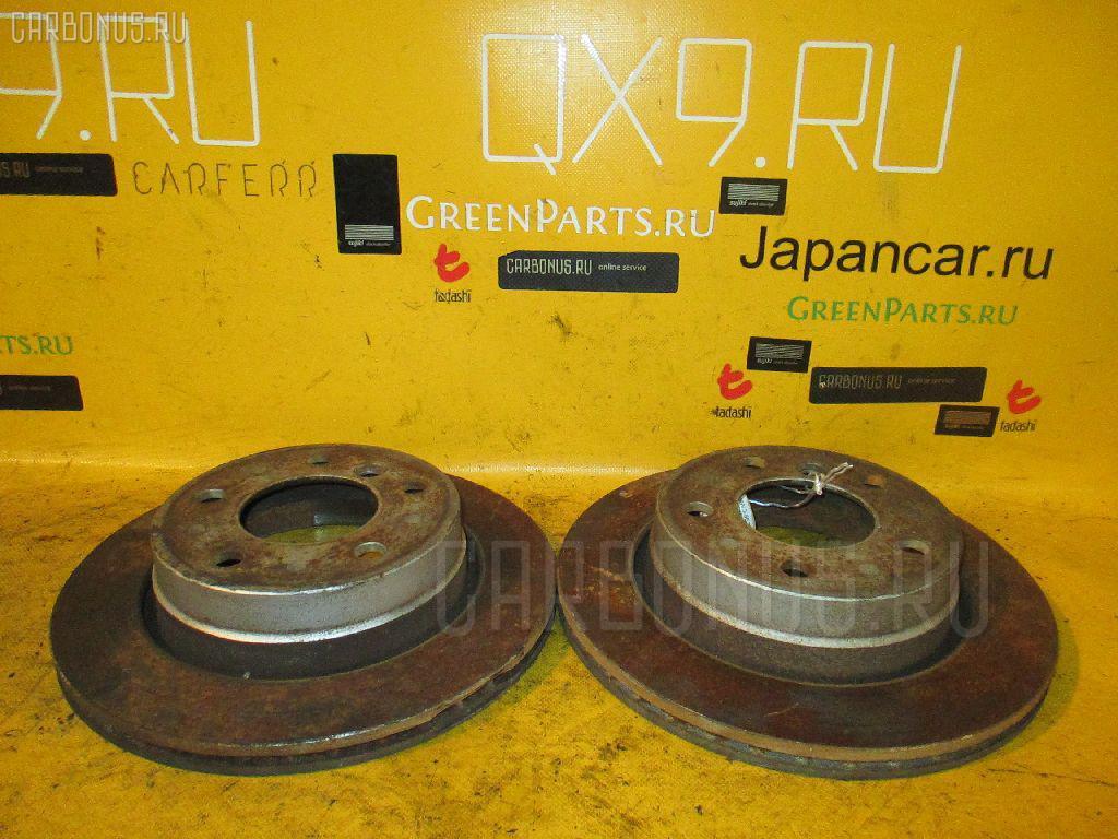 Тормозной диск Bmw 3-series E46-EX52 N46B20A Фото 1