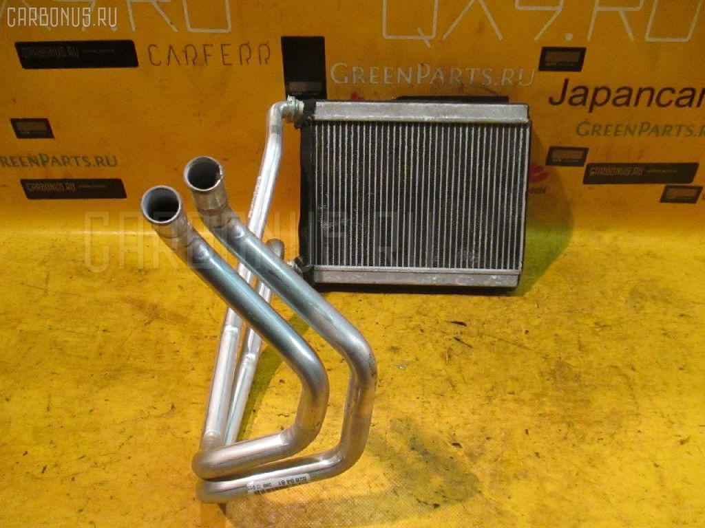 Радиатор печки TOYOTA WILL VS ZZE127 1ZZ-FE. Фото 6