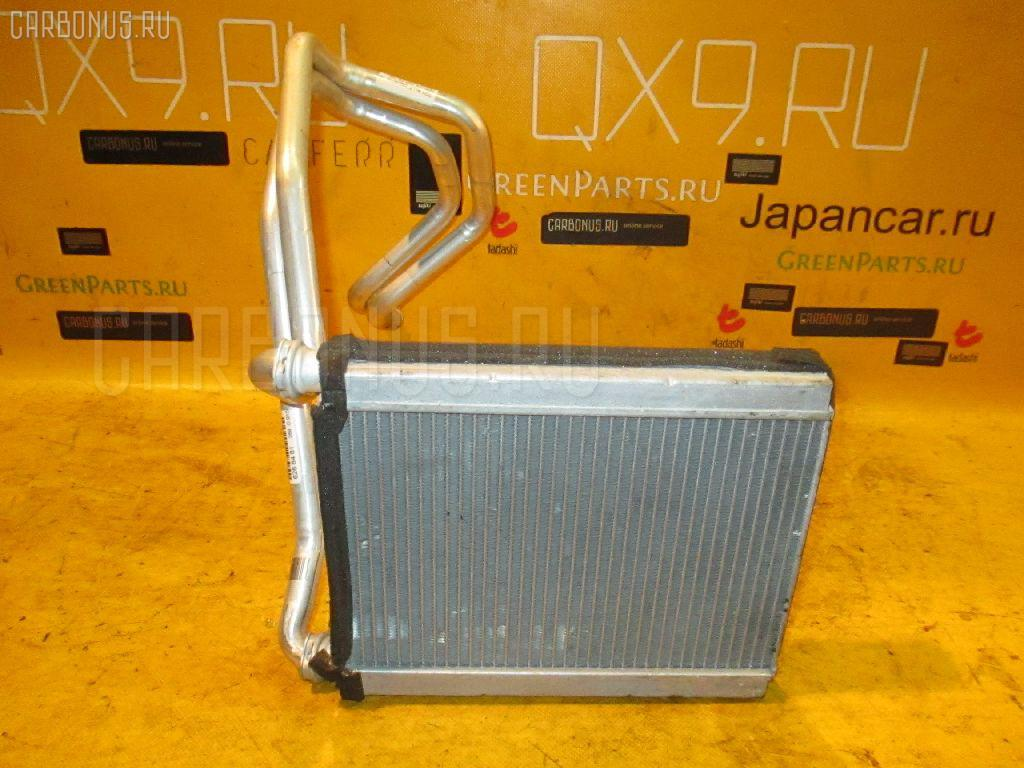Радиатор печки TOYOTA WILL VS ZZE127 1ZZ-FE. Фото 10