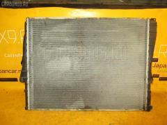 Радиатор ДВС на Bmw 3-Series E46-EX52 N46B20A WBAEX52060PR03558 17119071517
