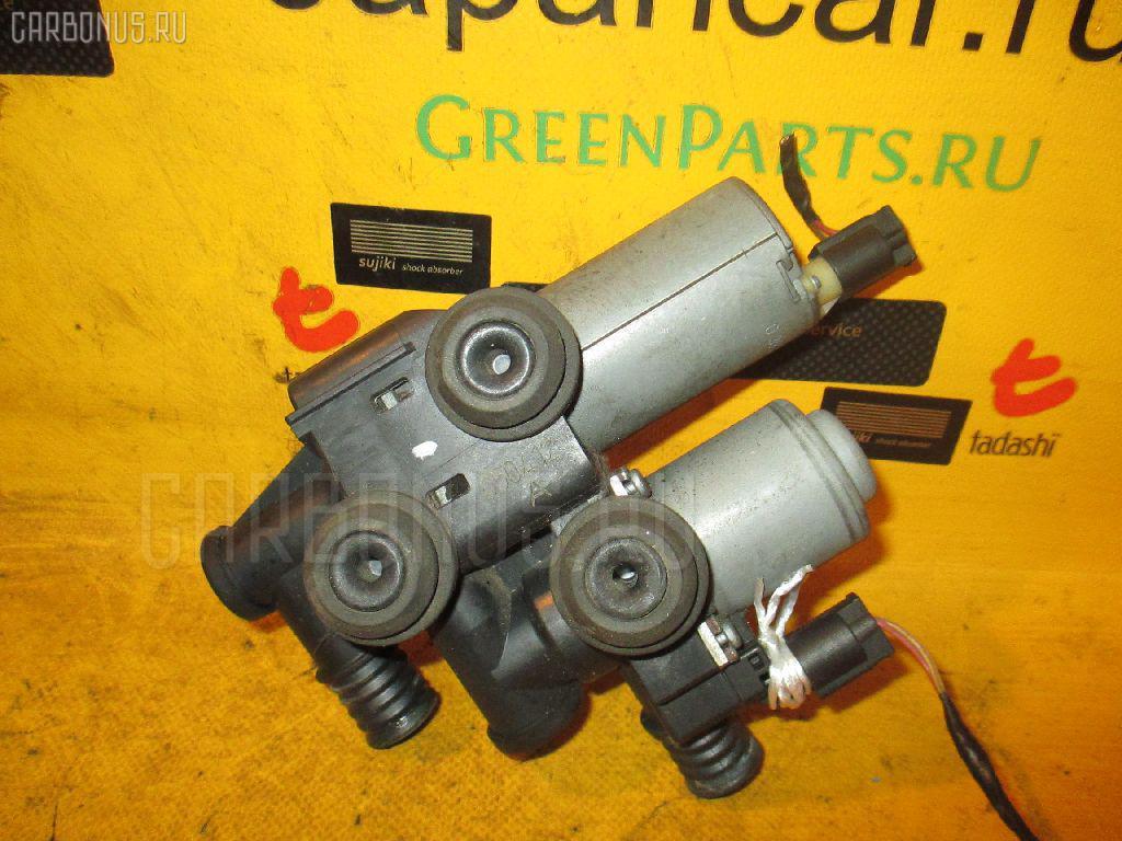 Клапан отопителя BMW 3-SERIES E46-AT18 N42-B18A. Фото 6