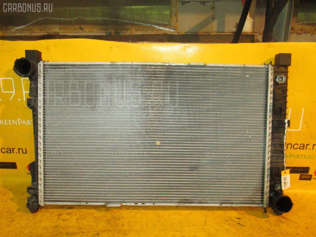 Радиатор ДВС MERCEDES-BENZ C-CLASS STATION WAGON S203.242 271.940. Фото 5