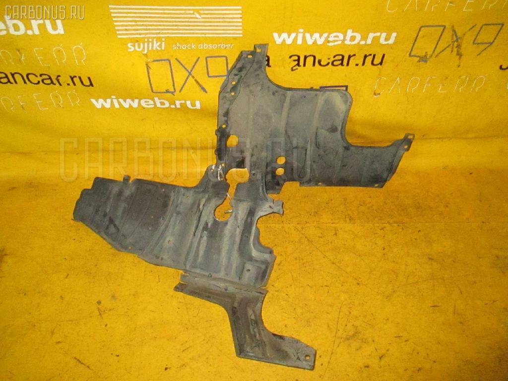 Защита двигателя MITSUBISHI AIRTREK CU2W 4G63. Фото 4