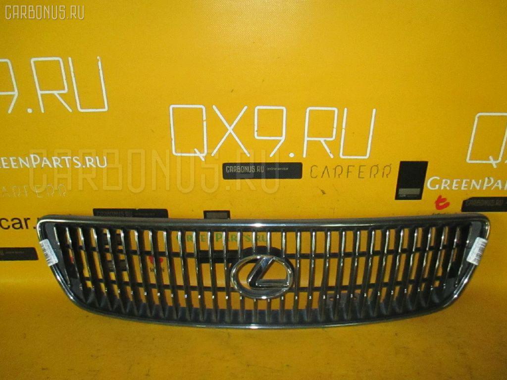 Решетка радиатора TOYOTA ARISTO JZS161. Фото 7