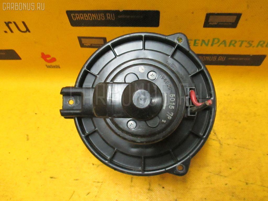 Мотор печки TOYOTA CROWN COMFORT YXS10. Фото 7