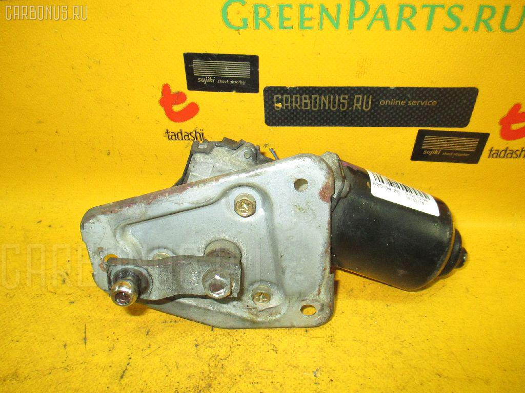 Мотор привода дворников SUZUKI JIMNY JB23W. Фото 2