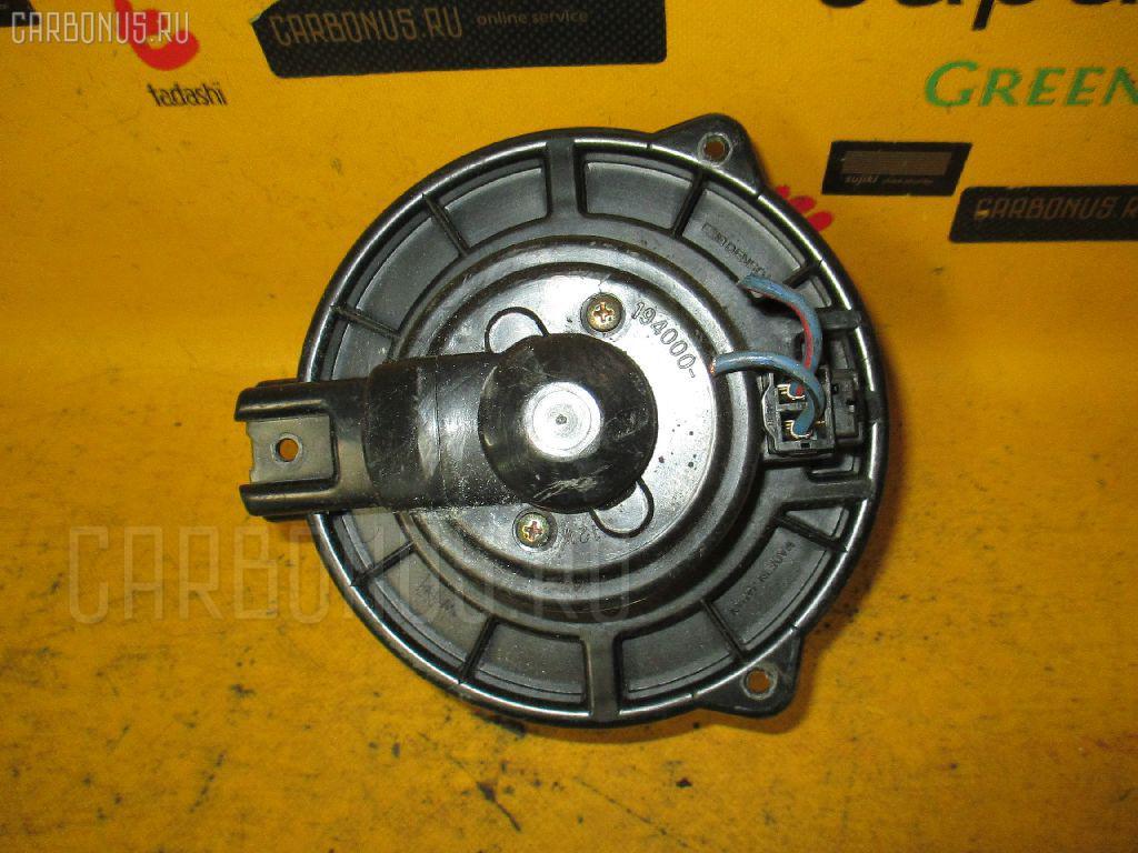 Мотор печки TOYOTA PROBOX NCP51V. Фото 9