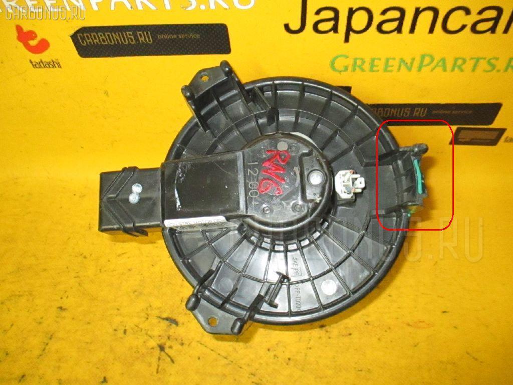 Мотор печки HONDA STREAM RN6. Фото 3