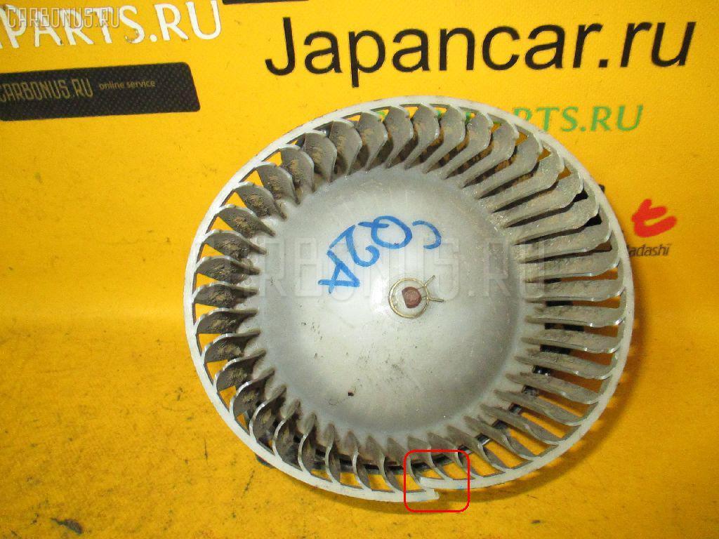 Мотор печки MITSUBISHI MIRAGE DINGO CQ2A. Фото 5