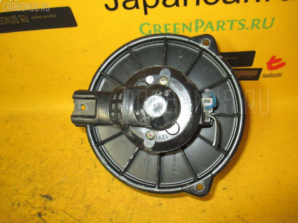 Мотор печки MITSUBISHI DELICA SPACE GEAR PD6W. Фото 10