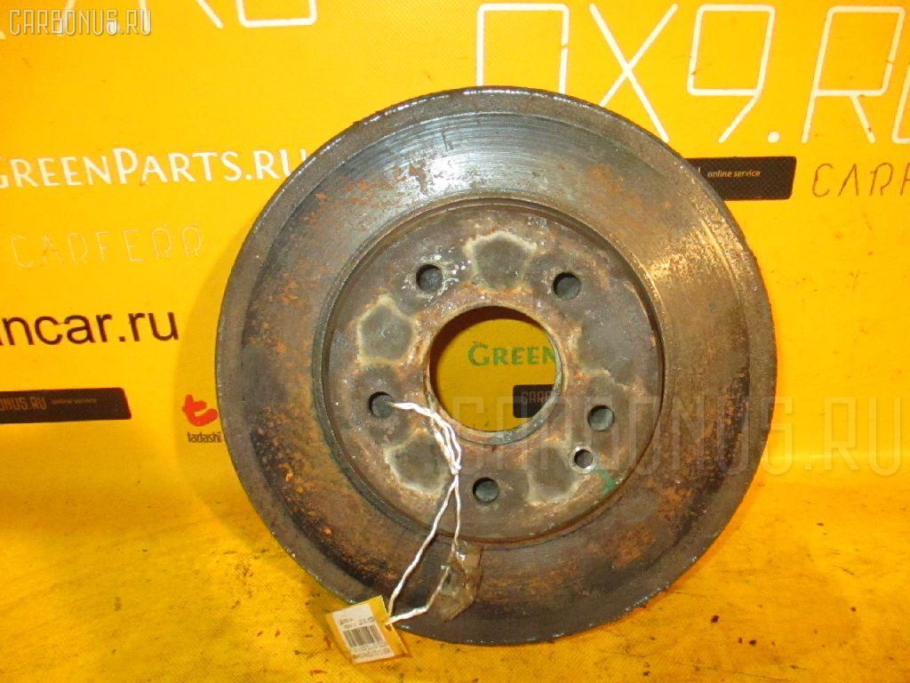 Тормозной диск MERCEDES-BENZ C-CLASS W202.028 104.941. Фото 5