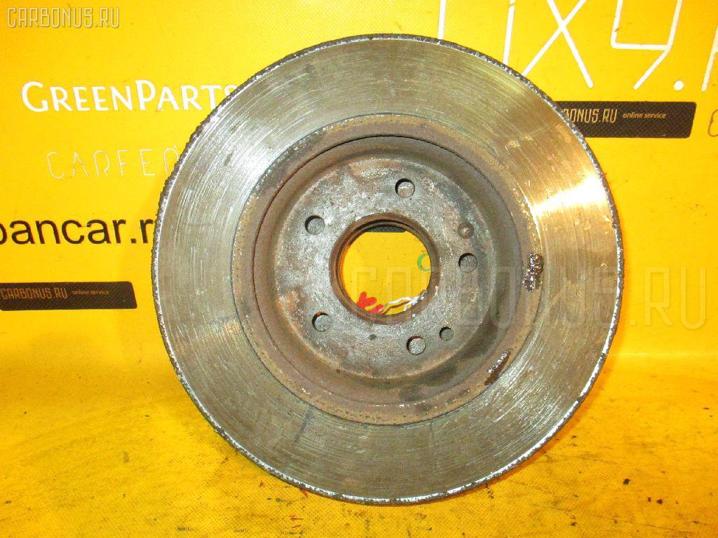 Тормозной диск MERCEDES-BENZ C-CLASS STATION WAGON S202.086 112.910. Фото 7