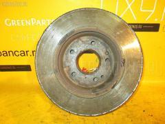 Тормозной диск на Mercedes-Benz C-Class W202.029 112.920 WDB2020292F609282 A2104210712, Переднее расположение