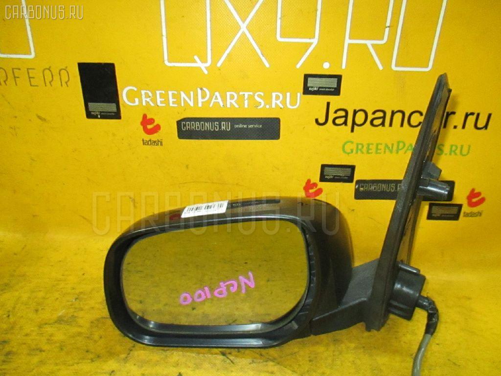 Зеркало двери боковой TOYOTA RACTIS NCP100. Фото 11