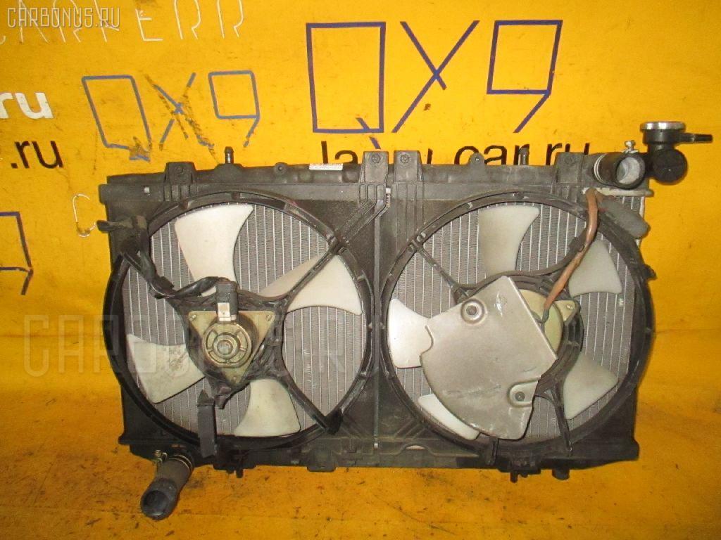 Радиатор ДВС NISSAN AD VAN VFY10 GA15DE. Фото 3