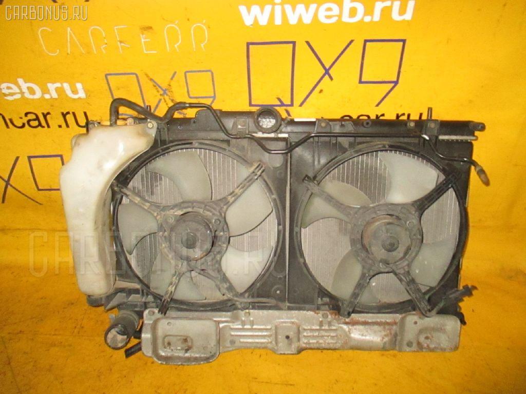 Радиатор ДВС SUBARU LEGACY WAGON BH5 EJ206-TT. Фото 6