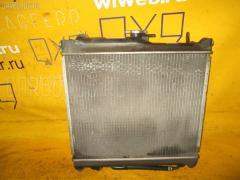 Радиатор ДВС SUZUKI JIMNY JB23W K6AT