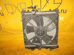 Радиатор ДВС на Suzuki Wagon R MC22S K6A