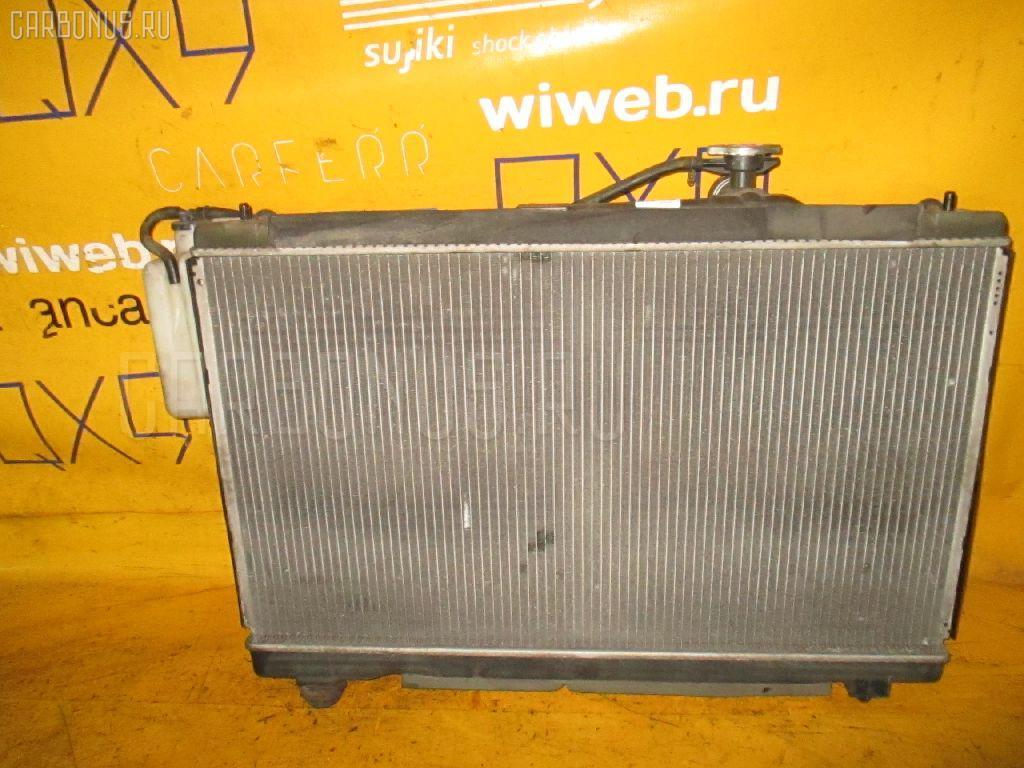 Радиатор ДВС TOYOTA NOAH AZR65G 1AZ-FSE. Фото 6