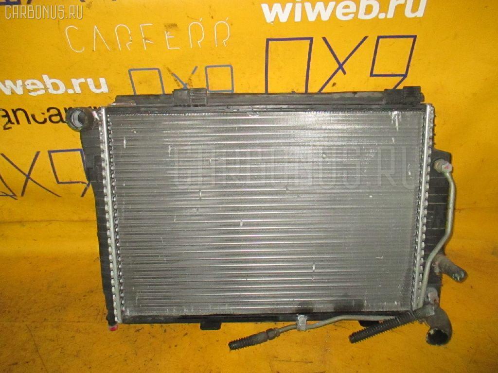 Радиатор ДВС MERCEDES-BENZ C-CLASS W202.026 112.910. Фото 6