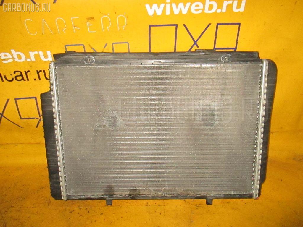Радиатор ДВС MERCEDES-BENZ C-CLASS W202.026 112.910. Фото 7