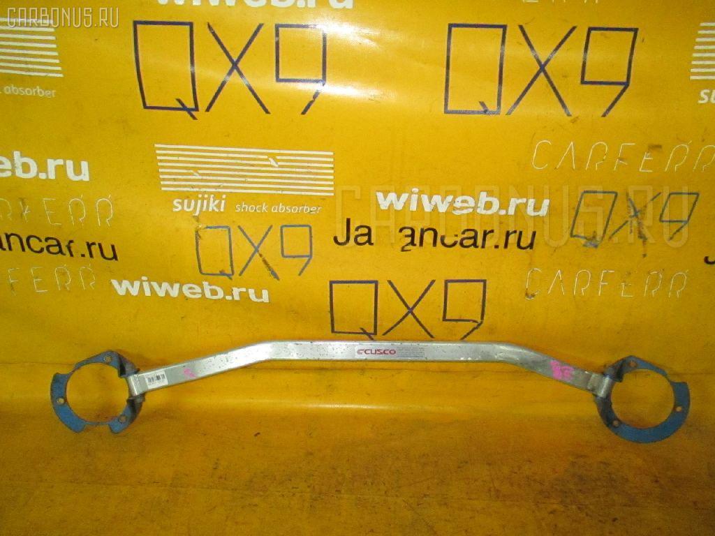 Жесткость на стойки SUBARU LEGACY WAGON BG5. Фото 5